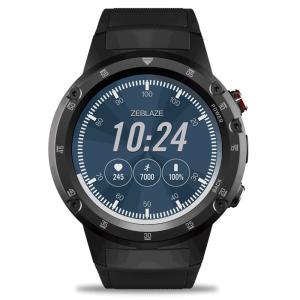 Zeblaze THOR 4 Plus 1.4 inch AMOLED 4G LTE 1G+16G WIFI GPS/GLONASS 5.0MP Android 7.1 Watch Phone - NO.1