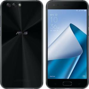 "Smartphone Asus Zenfone 4 Snapdragon 660 - 128GB Black 4G Tela 5.5"" Câmera 12MP"