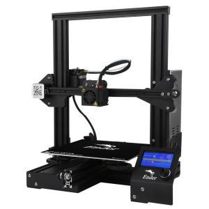 Creality 3D® Ender-3 V-slot Prusa I3 Kit de Impressora 3D DIY 220x220x250mm  por R$ 749