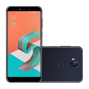 "Smartphone Asus Zenfone 5 Pro ZC600KL-5A125BR 128GB Preto 4G Tela 6"" Câmera 16MP Android Nougat 7.1.2"