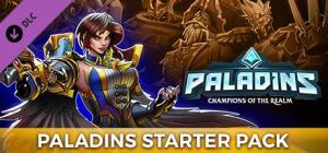 FREE  Paladins Starter Pack