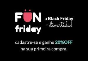 Até 15% OFF na Fun Friday da Dinda