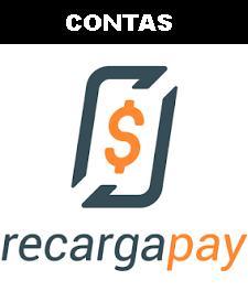 Até R$20 Desconto Pagar contas RecargaPay - (50% desconto)