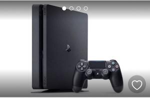 PS4 500gb saindo por R$1.545 (parcela em 12x)