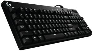 Teclado Gamer Mecânico Logitech Orion Brown G610 Preto - R$ 284