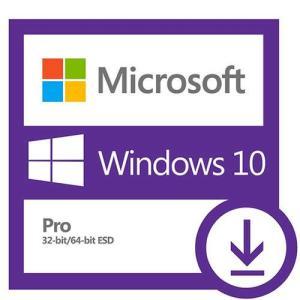 Licença Microsoft Windows 10 Pro 32/64 Bits Esd OEM– Mídia Digital