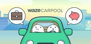 Waze Carpool - Corridas a R$ 4,00