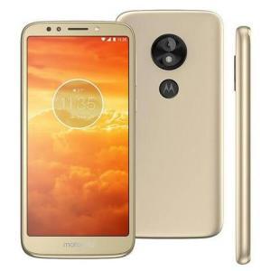 "Smartphone, Motorola, E5 Play XT1920, 16 GB, 5.34"", Ouro"