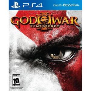 [1ª compra ou 12 meses] Game - God of War III Remasterizado - PS4 - R$5