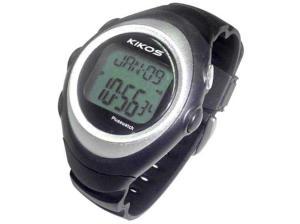 Relógio Monitor Cardíaco Kikos - Contador de Calorias MC200 por R$ 40
