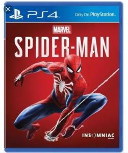 Spider-Man PS4 mídia física | R$170
