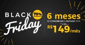 BeerOrCoffee - Coworking ilimitado de 6 meses por R$149/mês