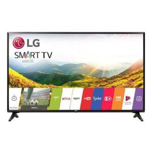 "Smart TV LED 43"" LG 43LJ5500 Full HD com Conversor Digital 2 HDMI 1 USB Wi-Fi Integrado webOS 3.5 - R$1599"