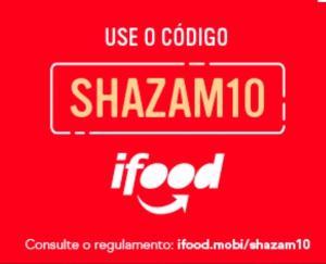 Cupom desconto 10 reais ifood.