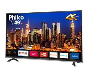 Smart TV LED 49 4K. 3 HDMI, 1 USB