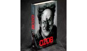 Livro | OZOB - Protocolo Molotov. por Leonel Caldela; Deive Pazos (capa dura) - R$14