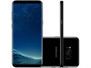 [CUPOM] + [AME] Smartphone Samsung Galaxy S8 64GB - Preto