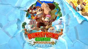 [Loja Nintendo] Donkey Kong Country: Tropical Freeze- Switch | 175