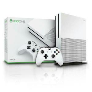 Xbox One S - 500gb - Frete Grátis! (Mktplace) | R$1.260