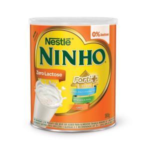 Leite em Pó Ninho Zero Lactose 380g R$ 11,81