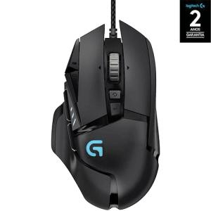 Mouse Gamer G502 Proteus Spectrum 12.000 DPI - Logitech G - R$162 (R$138 com AME)