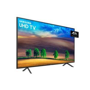 """Smart TV Led 55"""" Samsung, 4K, Wi-FI, HDMI, USB - UN55NU7100GXZD R$2599,00"""