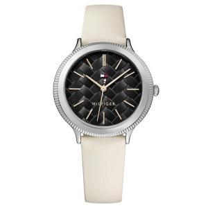 Relógio tommy hilfiger feminino couro bege - 1781858 - R$253