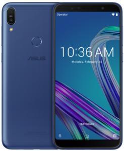 ASUS Zenfone Max Pro (M1) 3GB/32GB Azul R$989
