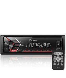 Aparelho Som Pioneer Mvh-s108ui Mp3 USB Controle Remoto Am Fm R$169