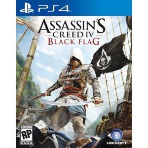 Assassins Creed 4 Black Flag PS4
