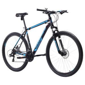 Bicicleta Aro 29 MTB Endorphine 4.3 - 2018 - Preto e Azul - R$810