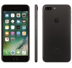 Iphone 7 Plus Apple MN4M2BZ 128GB Tela 5,5' HD iOS 11 4G Câmera 12 MP - Preto Matte - R$2999