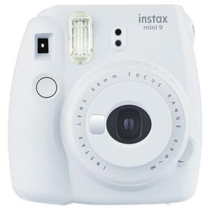 [KALUNGA] Câmera instantânea Fuji Instax Mini 9 branco gelo