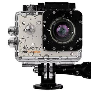 """Câmera de Ação 16MP Navcity NG100 Plus Tela 2"""" - R$80"""