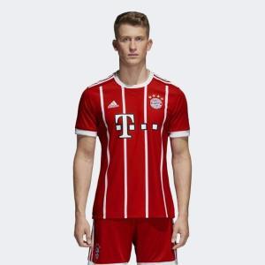 Adidas BF) Camisa Bayern de Munique 1 (2017/2018)