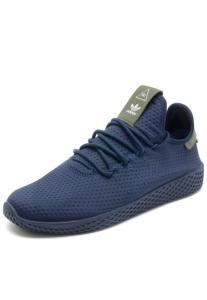 Tênis adidas Originals Pw tennis hu Azul Marinho | R$336