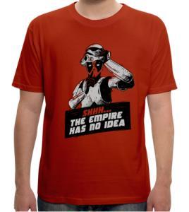 Camiseta Dead Trooper - R$ 35