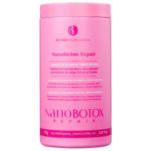 Richée Professional Nano Botox Repair - Repositor de Massa Capilar 1000g | R$40