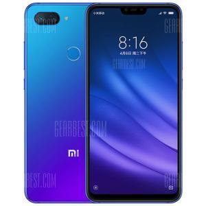 Xiaomi Mi 8 Lite Versão Global 4G Phablet - 309721302 AZUL