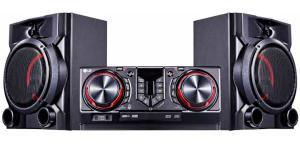 Mini System LG, 810W, USB, MP3, Bluetooth - CJ65 por R$ 845