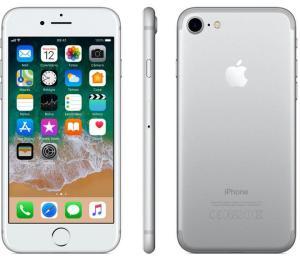 "iPhone 7 Apple 32GB, Prata, Tela HD de 4,7"" - R$ 2124"