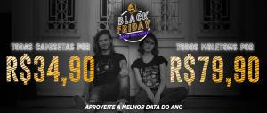 Nerd Universe: camisetas por R$35 e moletons por R$80