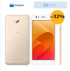 Zenfone 4 Selfie Gold - R$999