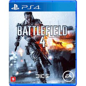 [PRIMEIRA COMPRA] Battlefield 4 - PS4 por 22,19 FRETE GRÁTIS PRIME