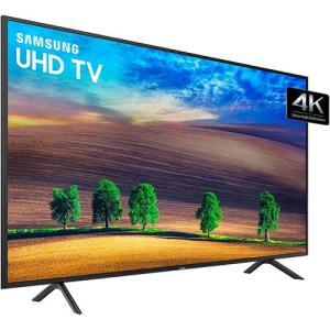 """Smart TV LED 65"""" Samsung Ultra HD 4k 65NU7100 3 HDMI 2 USB - R$ 4293"""