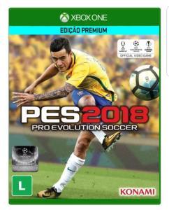 PES 2018 - Pro Evolution Soccer - Xbox One