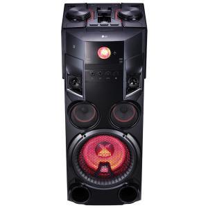 Mini System LG, 1000W RMS, Multi Bluetooth, com Controle Remoto - OM7560 | R$999
