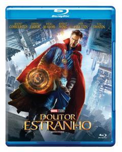 Blu Ray Doutor Estranho - R$ 17
