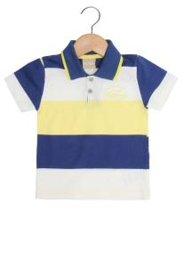 Camisa Polo Milon Menino Azul - R$30