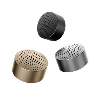 Xiaomi Aluminum Alloy Portable Mini Bluetooth Speaker - R$37